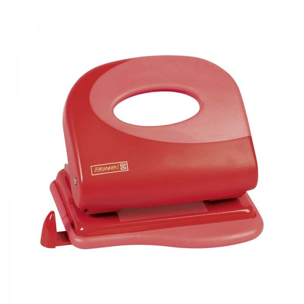 Locher Soft-Touch Colour Code red/rot Brunnen